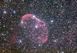 La Nébuleuse NGC 6888
