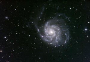 La Galaxie M101 ...